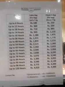 Аэропорт Мумбаи