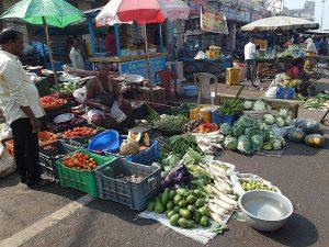 Рынок Пури Индия