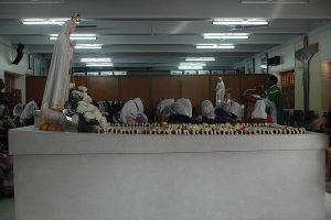 Могила Святой Терезы