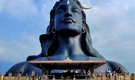 Шива в Коимбаторе
