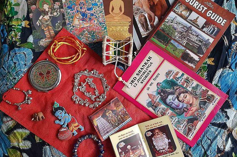 Что привезти из Индии на подарок?