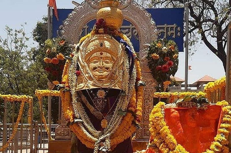 Индийский фестиваль Шани Джаянти