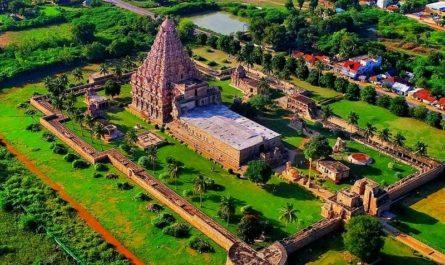 Брихадишвара Темпл