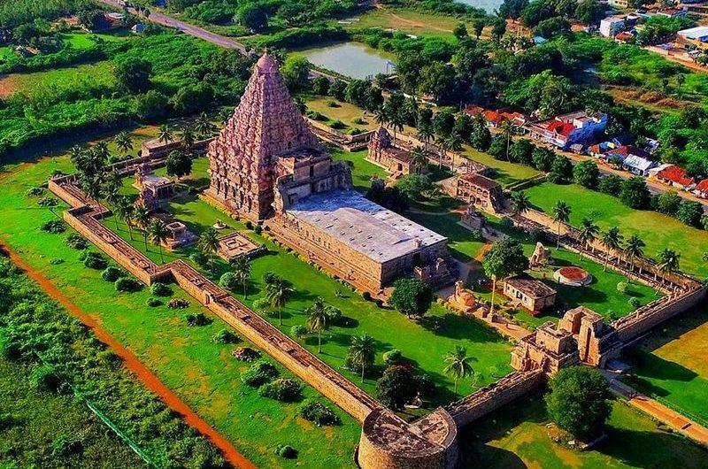 Храм Брихадишвара в Гангаикондачолапураме