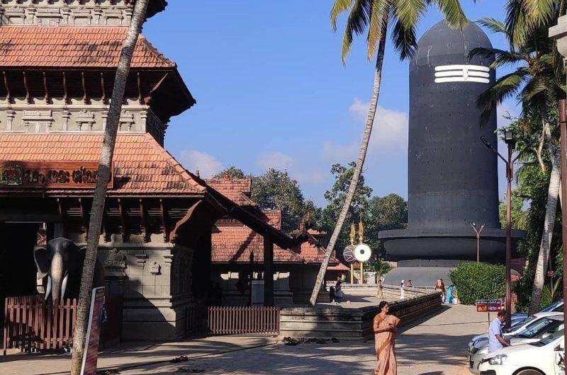 Ченкал: место с самым большим Шивалингамом в мире