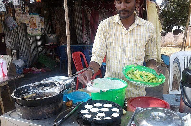 Можно ли есть фастфуд в Индии?