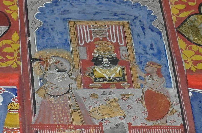 Эклингджи: 108 храмов Шивы возле Удайпура