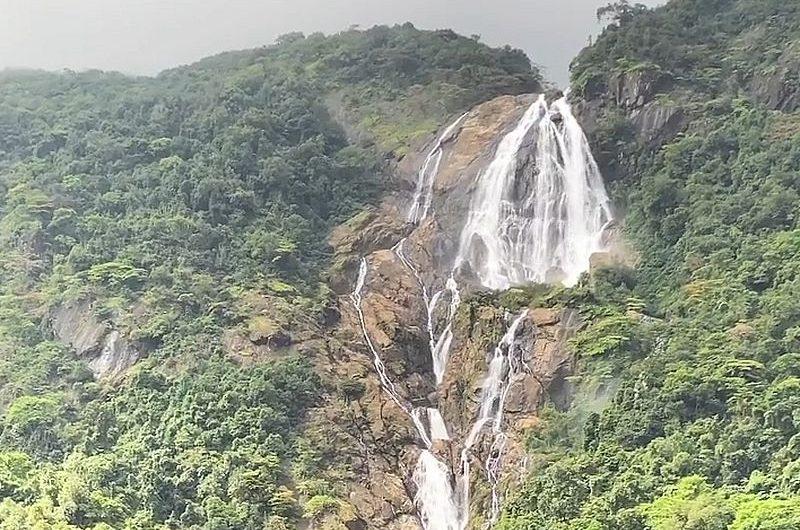 Экскурсия к водопаду Дудхсагар