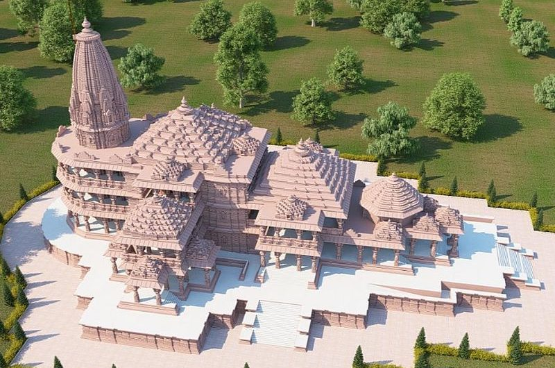 В Айодхье построят Храм Рамы