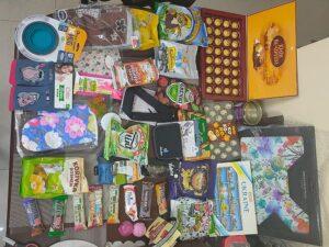 Подарки в Индию