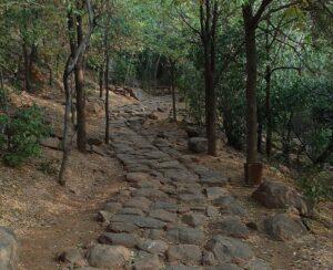 Дорога к Скандаашраму