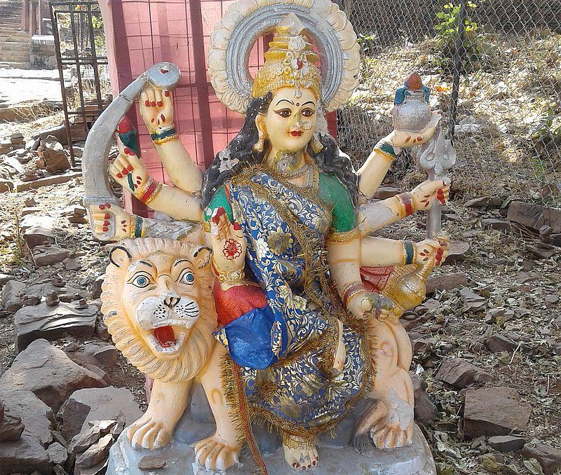 Дурга Богиня
