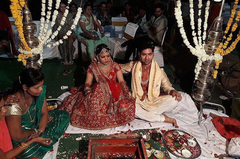 Если вас пригласили на индийскую свадьбу…