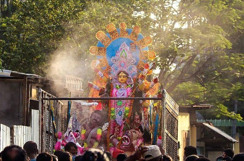 Дашера или Виджаядашами: праздник победы над злом