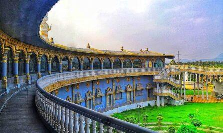 Духовный тематический парк Раманараянам