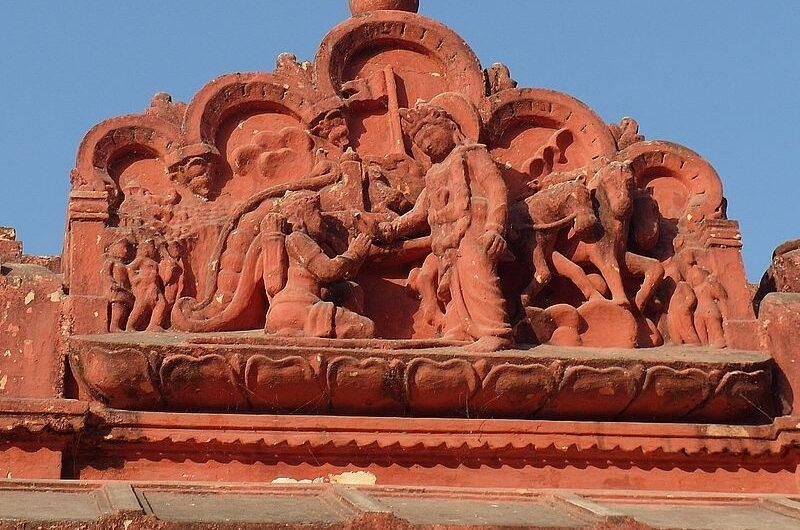 Храмы Бхагавад-Гиты в Индии