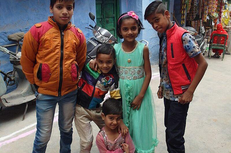 Как в Индии празднуют День рождения?