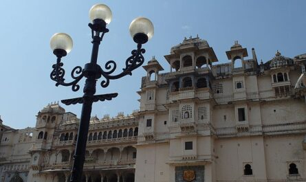 Городской дворец Удайпур
