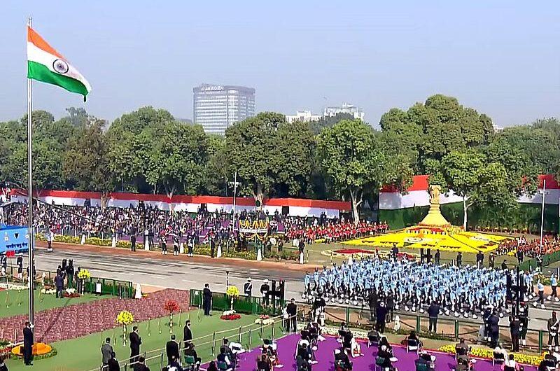 День Республики в Индии