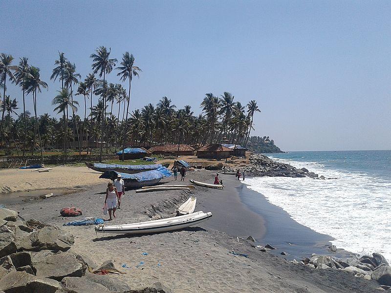 Пляжи в Индии