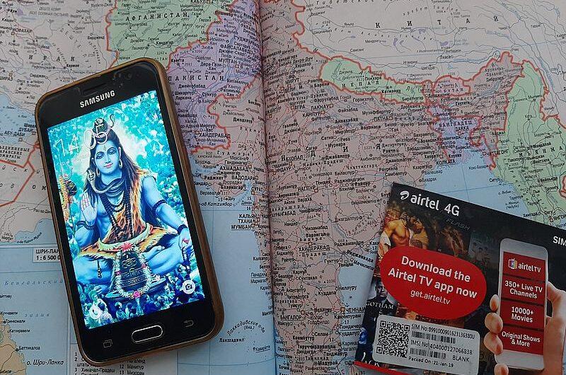 Как купить SIM-карту в Индии?