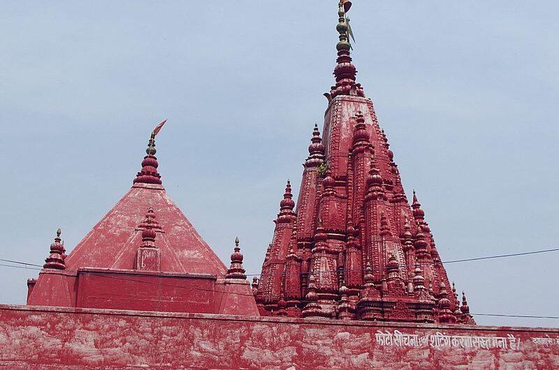 Храм Дурга Кунд в Варанаси