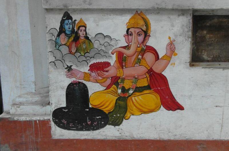 Храм Вайдьянатх (Байдьянатх) в Джаркханде
