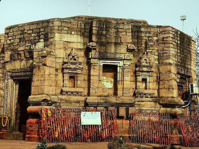 Древнейший храм в Индии