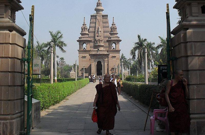 Сарнатх: одна из главных буддийских святынь Индии