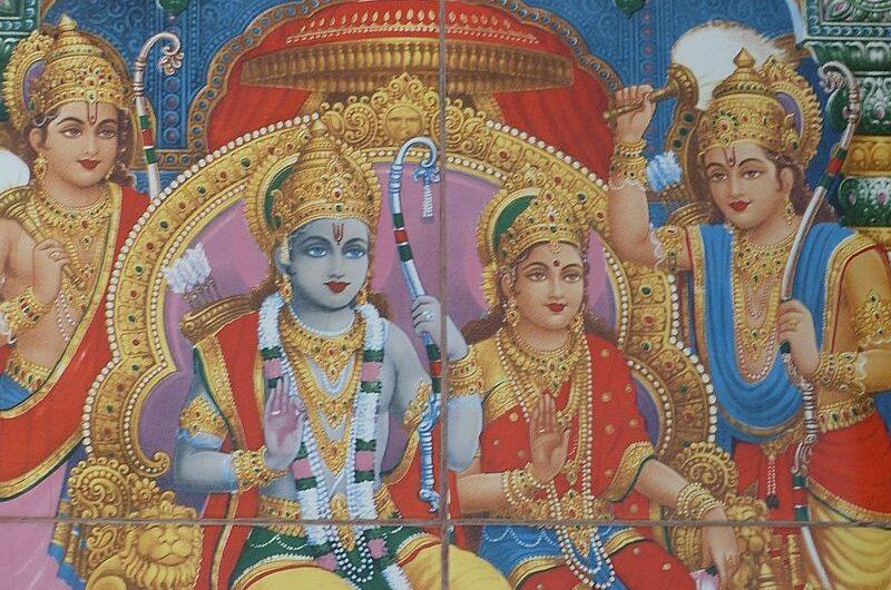 Сита Навами: День рождения Ситы