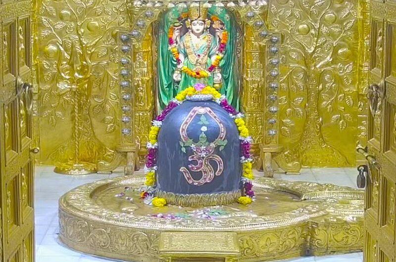 Храм Шивы в Сомнатхе