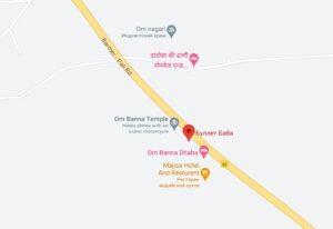 Где находится храм Буллит Бабы