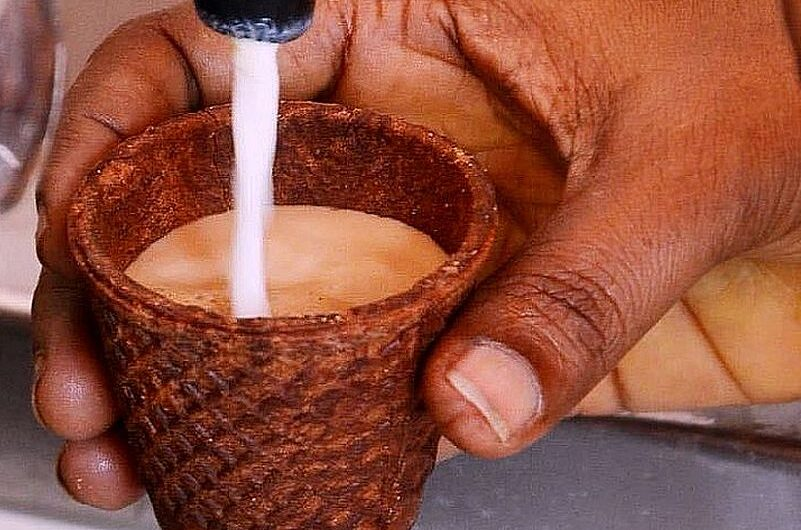 Чайный киоск R.S. Pathy Nilgiri Tea: необычная достопримечательность Мадурая