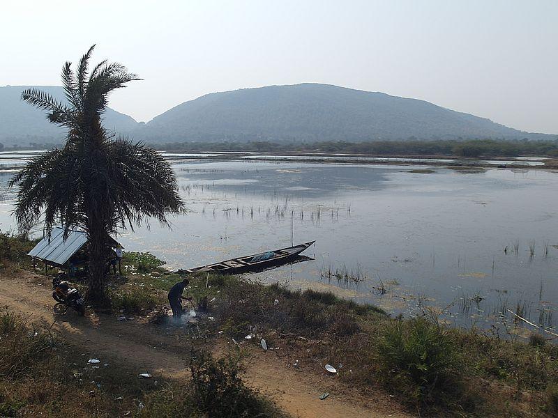 Чилика озеро