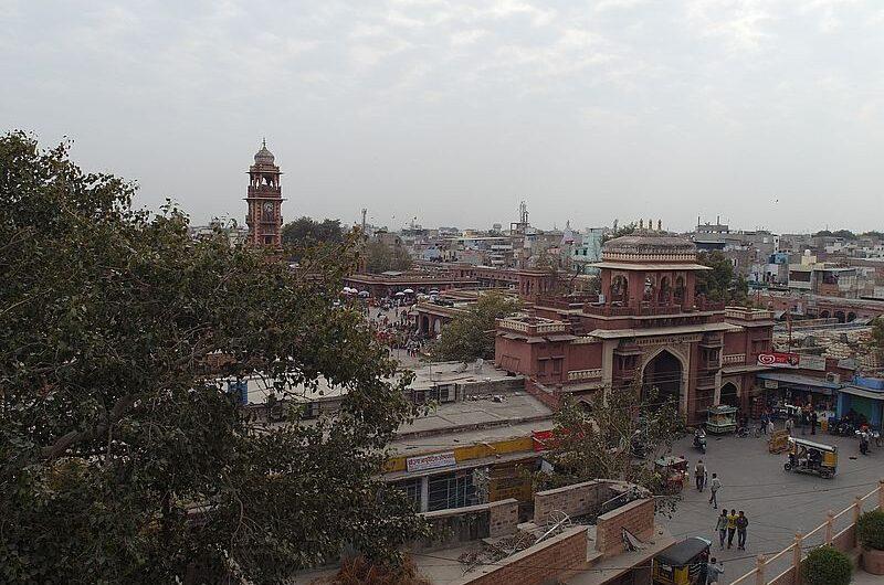 Все достопримечательности Джодхпура