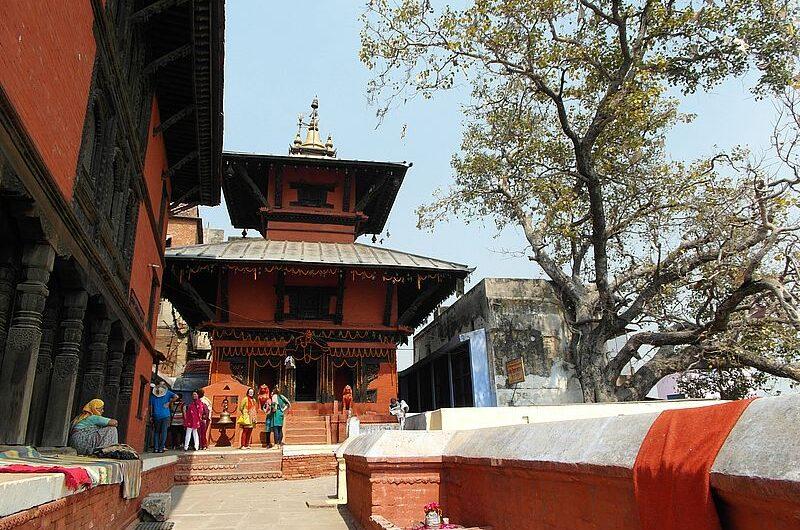 Непали Темпл (Варанаси) — точная копия Пашупатинатха