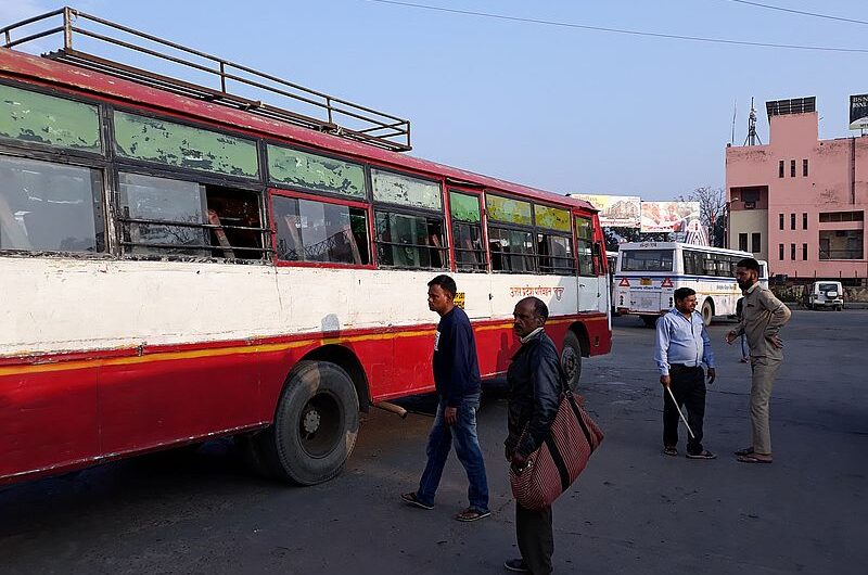 Путешествие на автобусах по Индии: за и против