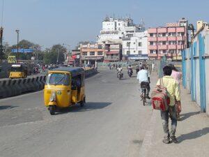 Индийские рикши