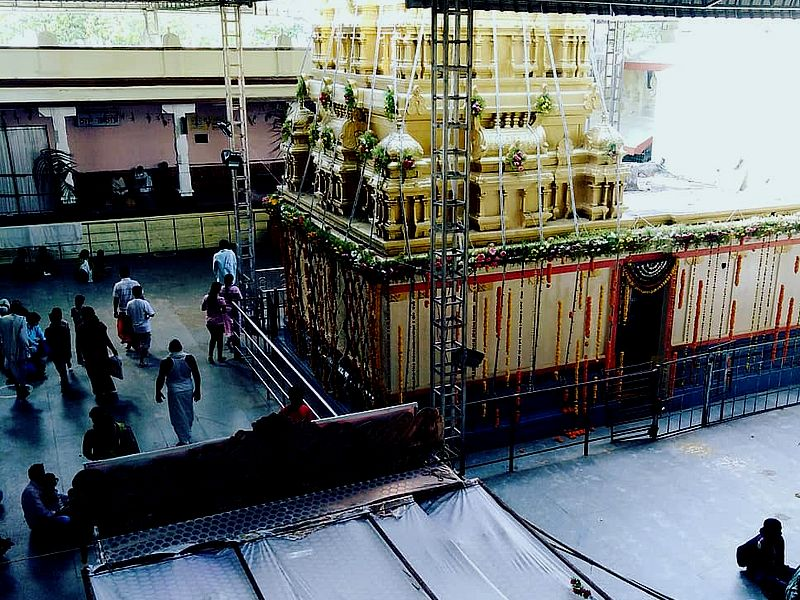 Храм Сарасвати в Басаре
