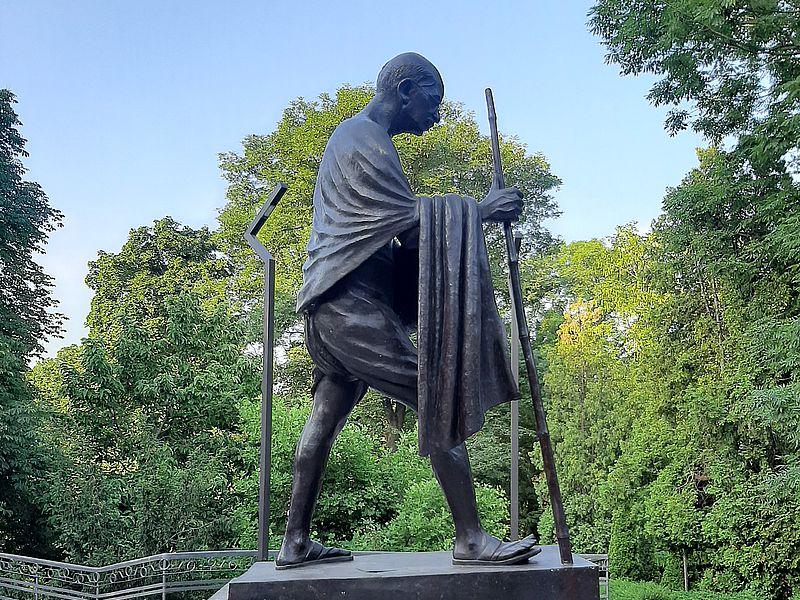 Мохандас Карамчанд Ганди