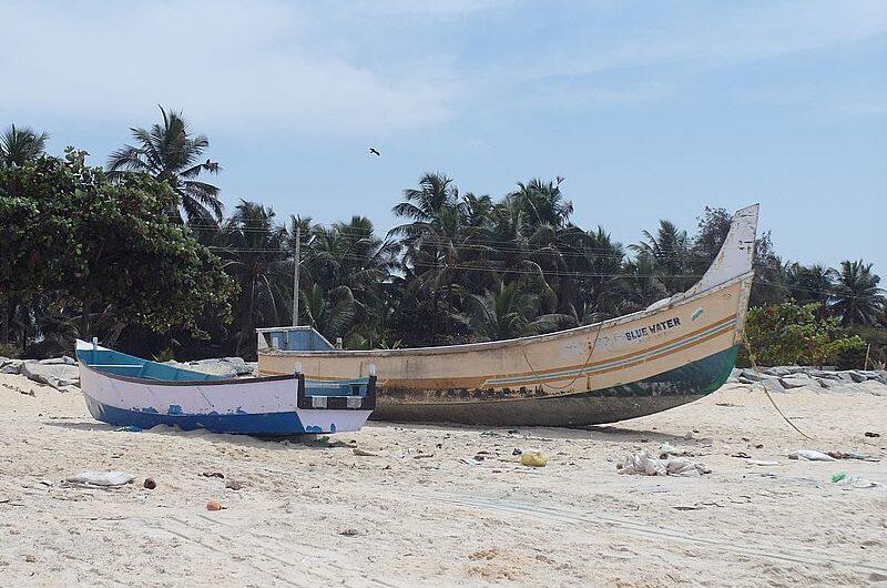 Аллеппи или Алапуджа — пляжный курорт Кералы