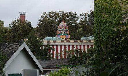 Храм Муругана в Берлине